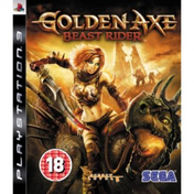 Golden Axe Beast Rider Game PS3