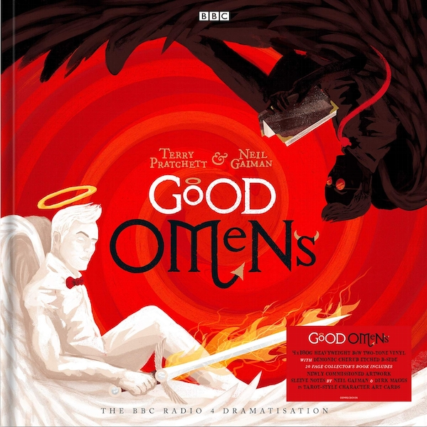 Terry Pratchett & Neil Gaiman - Good Omens Vinyl
