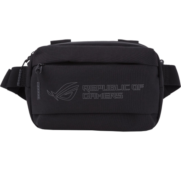 Asus ROG Ranger BC1001 Multi-style Waist Pack, Three Compartments, Water-Repellent, Reflective Logo