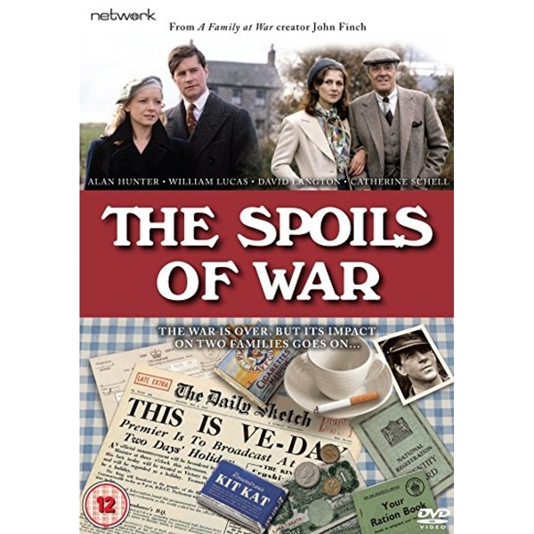 The Spoils of War The Complete Series DVD