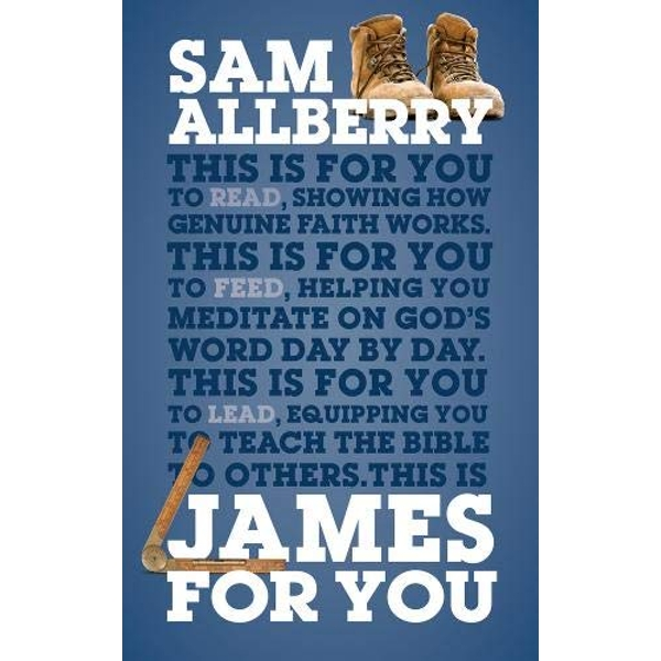 James for You by Sam Allberry (Paperback, 2015)
