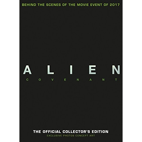 Alien Covenant: The Official Collector's Edition by Titan Books (Hardback, 2017)