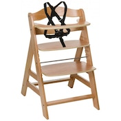 Hauck Alpha Wooden Highchair