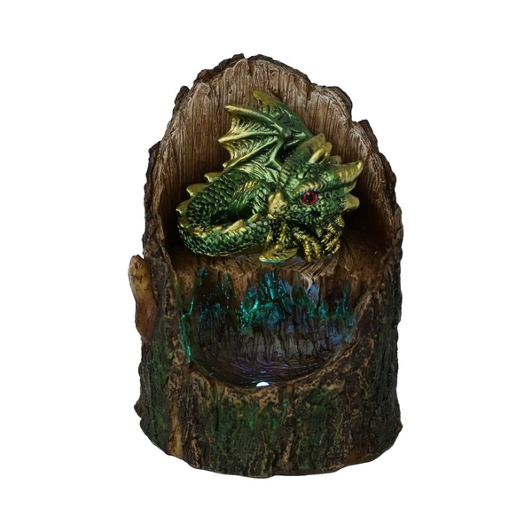 Arboreal Hatchling Green Light Up Figurine
