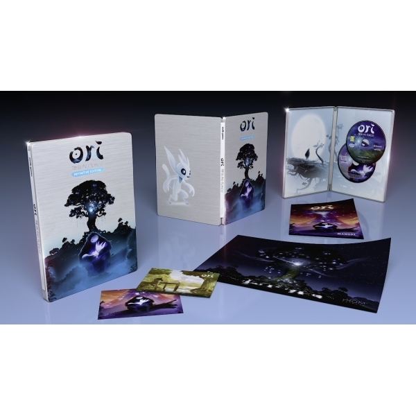 Ori and The Blind Forest Definitive Limited Edition PC Game - Image 2