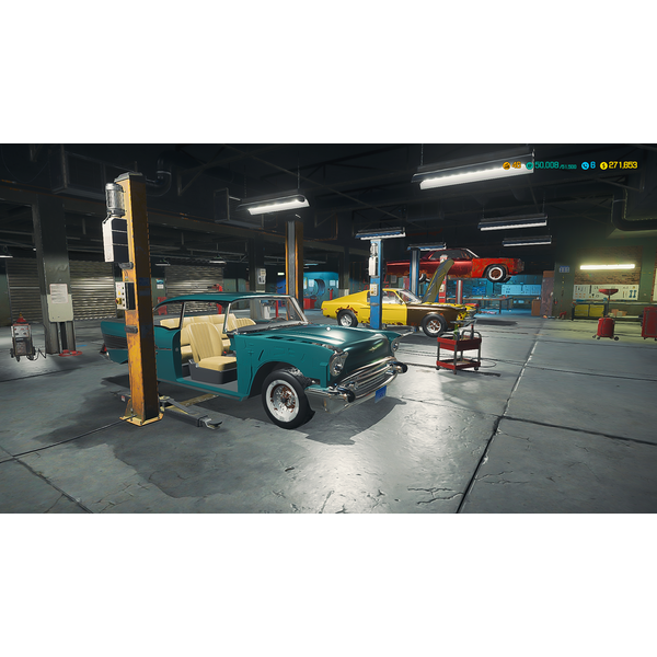 Car Mechanic Simulator Ps4 Game Ozgameshop Com