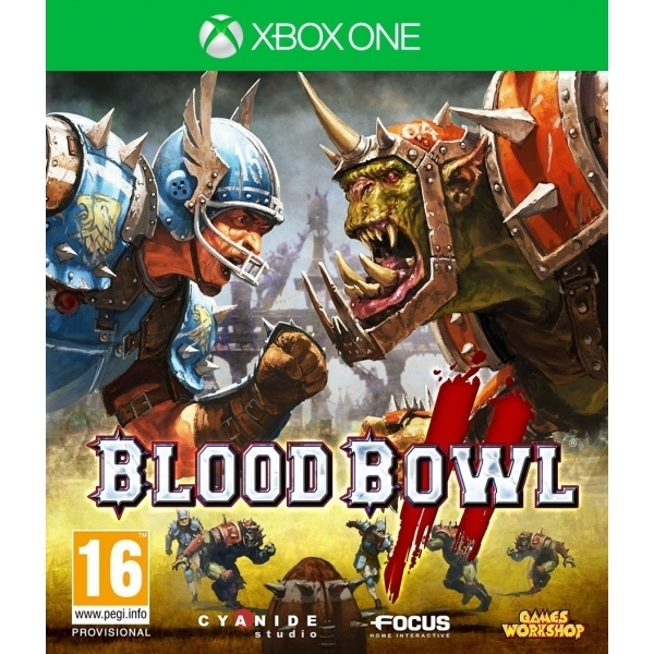 Blood Bowl 2 Xbox One Game