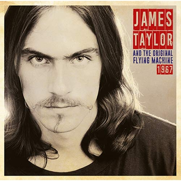 James Taylor And The Original Flying Machine - 1967 Vinyl