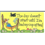 The Day Doesn'T Start...