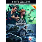 Jurassic World 2-Movie Collection DVD