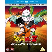 Dragon Ball Z Movie Collection One: Dead Zone/The World's Strongest DVD/Blu-ray Combo