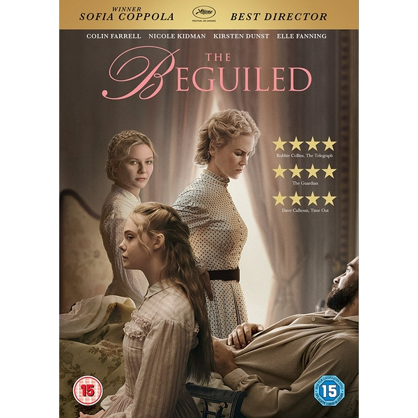 The Beguiled DVD   Digital Download