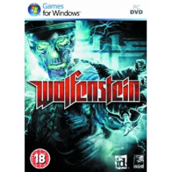 Wolfenstein Game PC