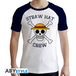 One Piece - Skull Men's X-Small T-Shirt - White - Image 2