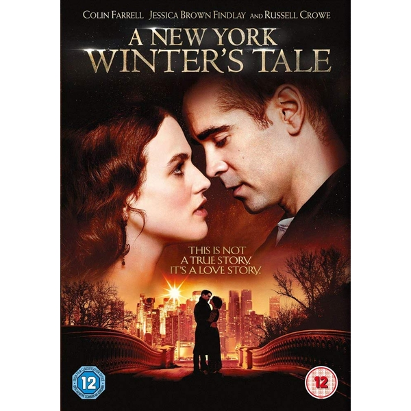 A New York Winter's Tale DVD