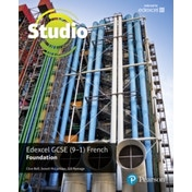 Studio Edexcel GCSE French Foundation Student Book by Clive Bell, Anneli McLachlan, Gill Ramage (Paperback, 2016)