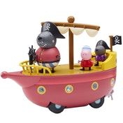 Peppa Pig Grandad Dogs Pirate Boat