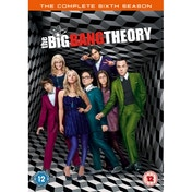 The Big Bang Theory Season 6 DVD