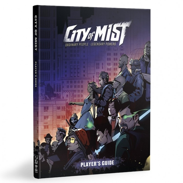City of Mist RPG Player Guide