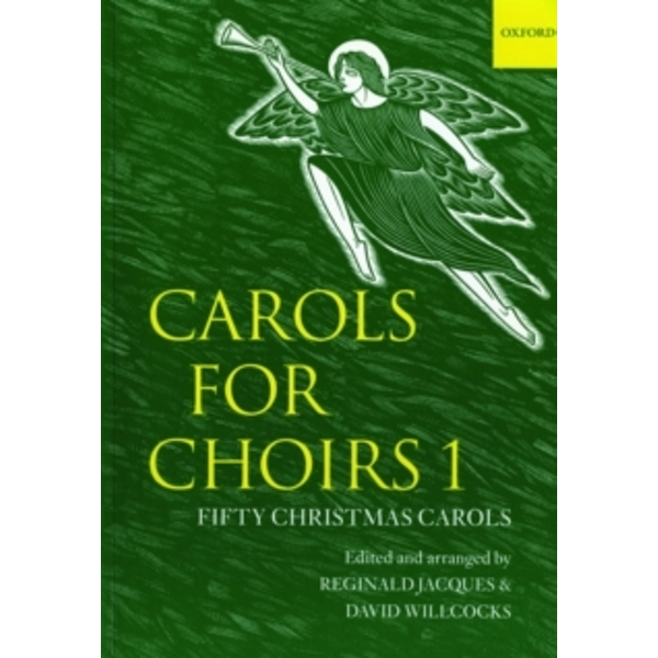 Carols for Choirs: Bk  1 by Oxford University Press (Sheet music, 1961)