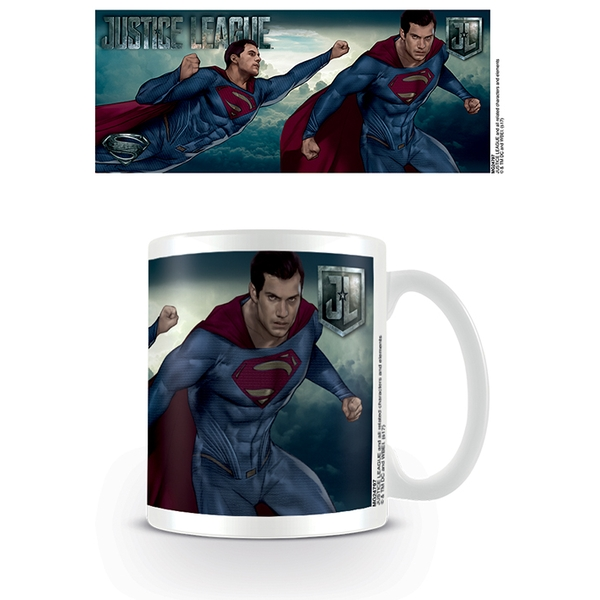 Justice League Movie - Superman Action Mug - Image 1