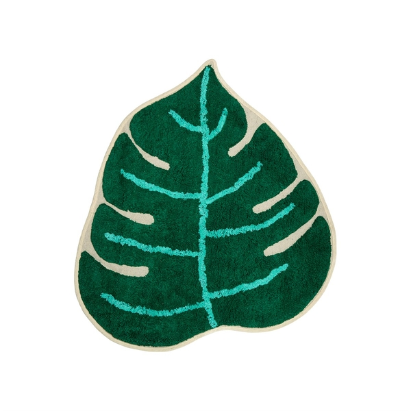 Sass & Belle Cheese Plant Leaf Rug