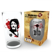 The Walking Dead Daryl Large Glass