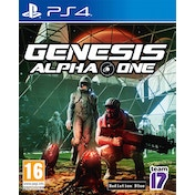 Genesis Alpha One PS4 Game (Rocket Star Corporation Content DLC Pack)