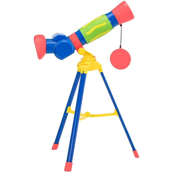 GeoSafari Jr My First Telescope (Pink) [Used]