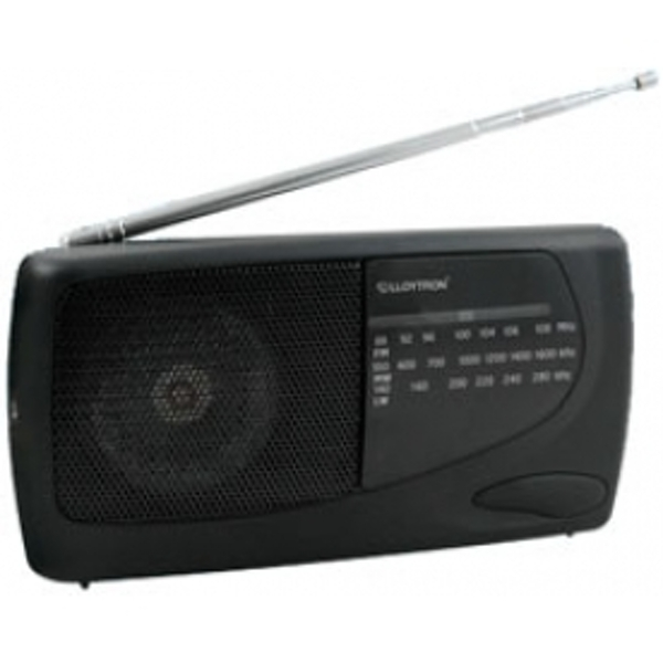 Lloytron N736 3 Band Portable Radio