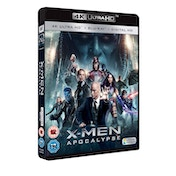 X-Men: Apocalypse 4KUHD   Blu-ray