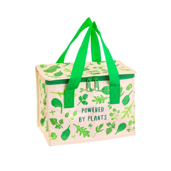 Sass & Belle Powered by Plants Lunch Bag