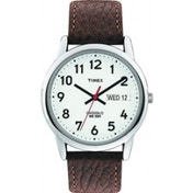 Timex T20041 Mens Brown Leather Strap Analouge Watch