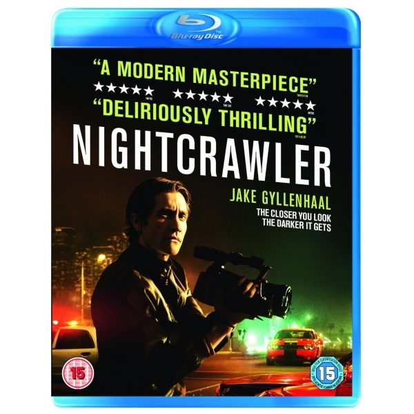 Nightcrawler Blu-ray