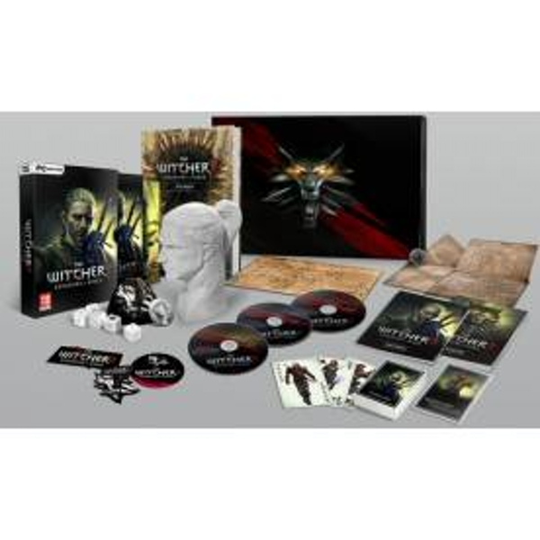 The Witcher 2 Assassins Of Kings Collector's Edition Game PC
