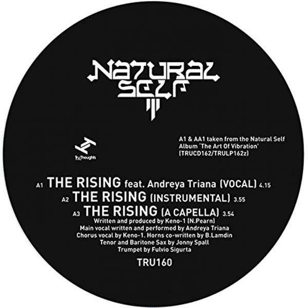 Natural Self - The Rising Vinyl