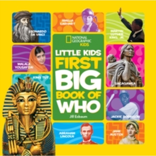 Little Kids First Big Book of Who (First Big Book) by National Geographic Kids (Paperback, 2015)