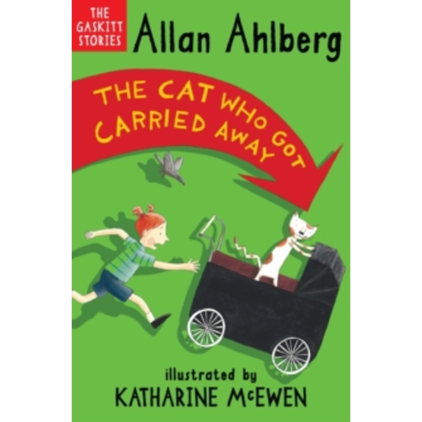 The Cat Who Got Carried Away by Allan Ahlberg (Paperback, 2012)