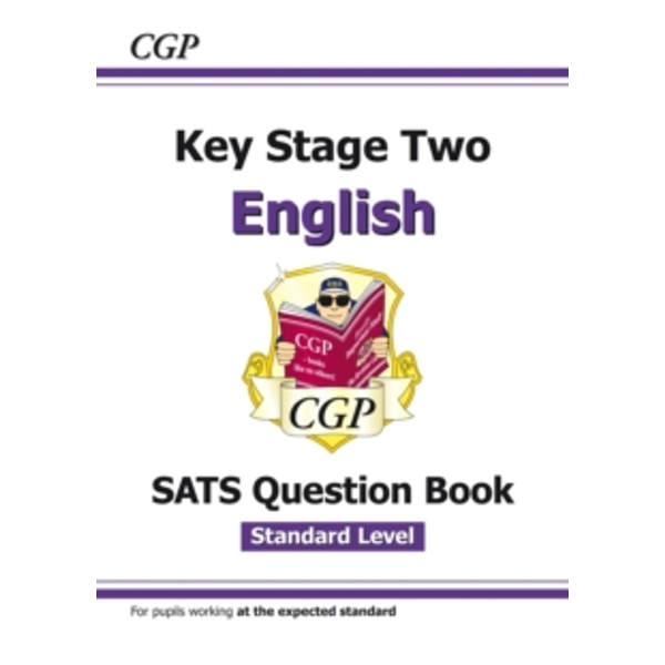 New KS2 English Targeted SATS Question Book - Standard Level (for tests in 2018 and beyond) by CGP Books (Paperback, 2016)