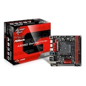 Asrock AB350 GAMING-ITX/AC, AMD B350, AM4, Mini ITX, 2 DDR4, Wi-Fi, 2 HDMI, RGB Lighting