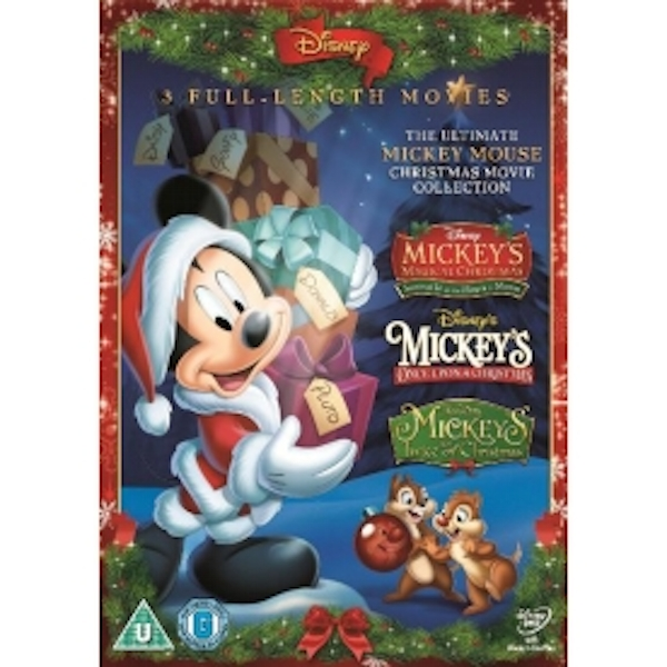Mickey's Magical Christmas / Mickey's Once Upon A Christmas / Mickey's Twice Upon A Christmas Triple