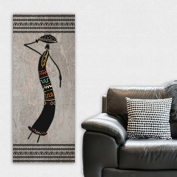DKY41176916753_50120 Multicolor Decorative Canvas Painting