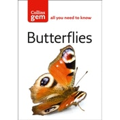 Butterflies (Collins Gem) by Michael Chinery (Paperback, 2004)