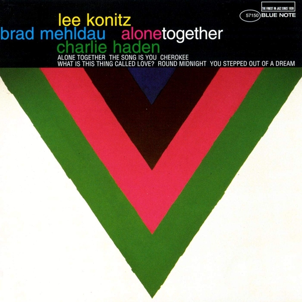 Lee Konitz - Alone Together Vinyl
