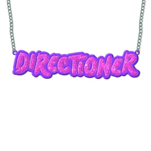One Direction - Directioner Necklace