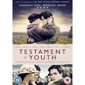 Testament of Youth 2015 DVD