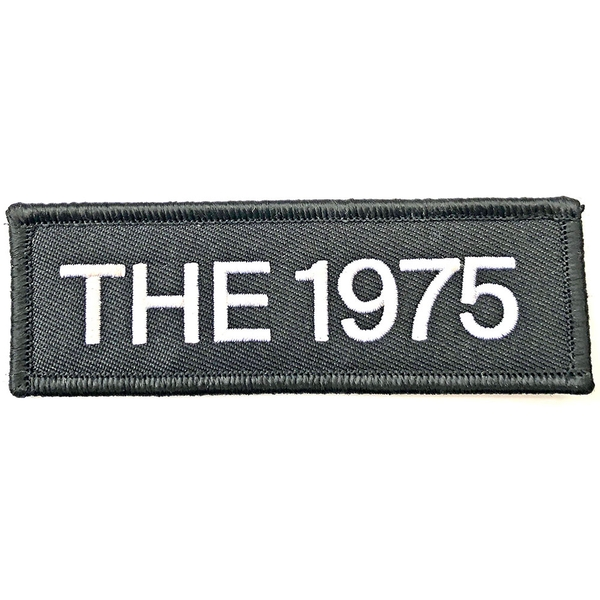 The 1975 - Logo Standard Patch