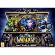 World Of Warcraft Battlechest PC CD Key Download for Battle