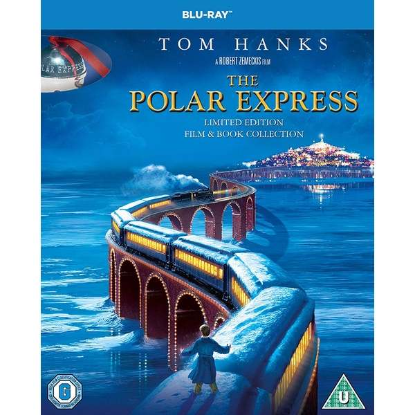 The Polar Express: Limited Edition Film & Book Collection Blu-ray