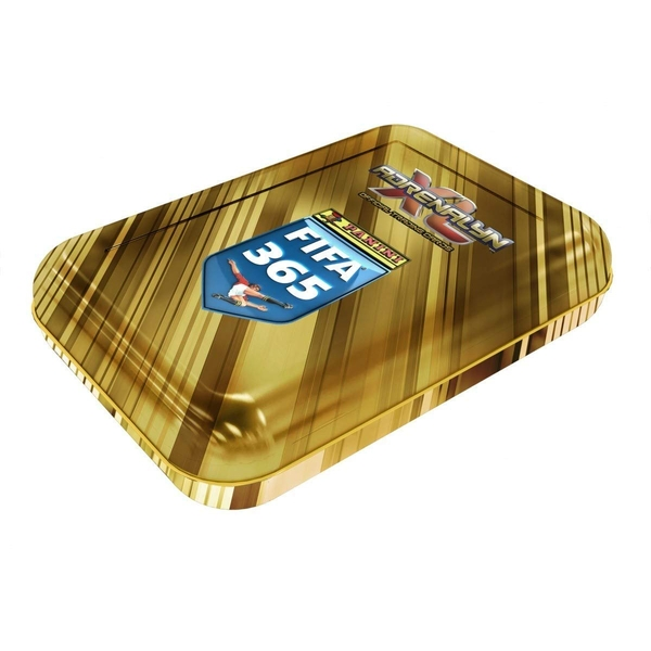 FIFA 365 Adrenalyn XL 2019 Trading Card Pocket Tin